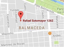 ubicación mapa Google